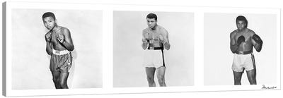 Publicity shots of Ali Canvas Art Print