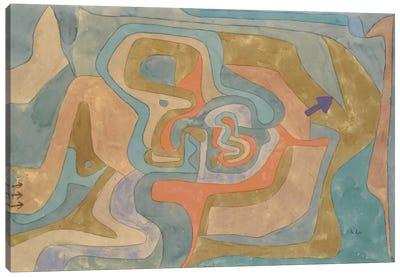 Flying Away (Entfliegen) 1934 Canvas Print #1001