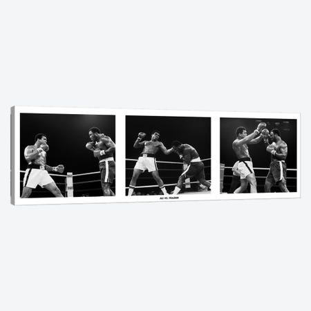 Muhammad Ali Vs. Frazier, Quezon City, Philippines Canvas Print #10023} by Muhammad Ali Enterprises Canvas Art