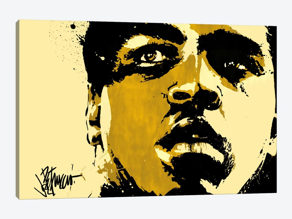 Eyes of The World by Muhammad Ali Enterprises 1-piece Canvas Artwork
