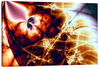 Electric Charge Canvas Print #101