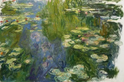 Délicieux Claude Monet Le Bassin Aux Nympheas #12: Le Bassin Aux Nympheas Canvas Art By Claude Monet | ICanvas