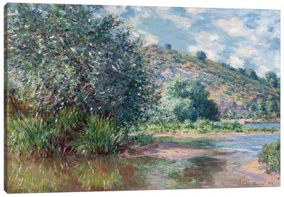 Paysage a Port-Villez 1885 Canvas Print #1053