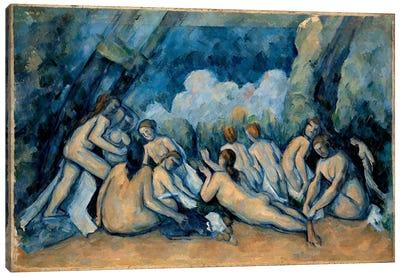 The Bathers Canvas Print #1080
