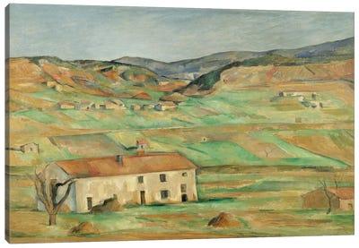 Environs De Gardanne 1886-1890 Canvas Print #1094