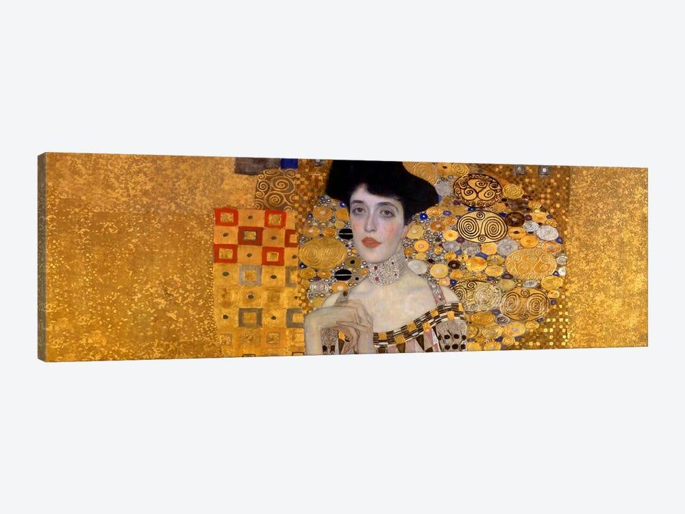 Portrait of Adele Bloch-Bauer I by Gustav Klimt 1-piece Art Print