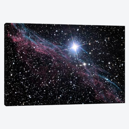 Veil Nebula (NASA) Canvas Print #11072} by NASA Canvas Art