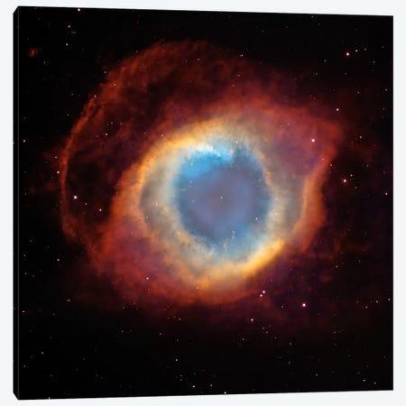 Helix (Eye of God) Nebula (Hubble Space Telescope) Canvas Print #11106} by NASA Canvas Print