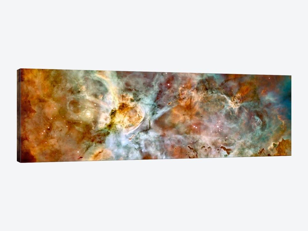 Carina Nebula (Hubble Space Telescope) by NASA 1-piece Canvas Wall Art