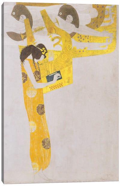 Poesie 1902 Canvas Art Print