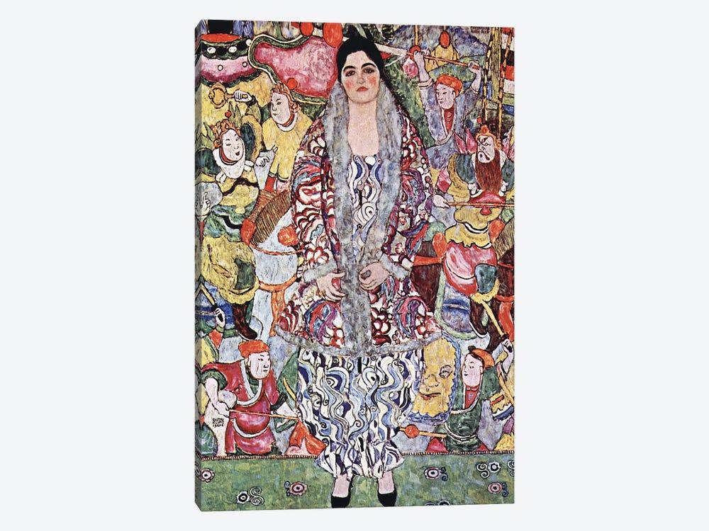 Portrait of Friederike Maria Beer 1916 by Gustav Klimt 1-piece Canvas Art