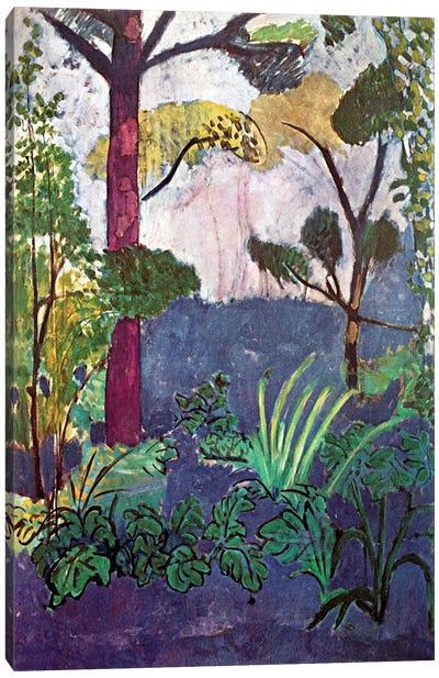 Moroccan Landscape (1913) Canvas Art Print