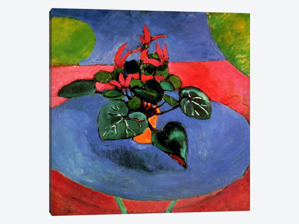 Cyclamen Pourpre by Henri Matisse 1-piece Art Print