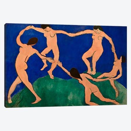 The Dance I Canvas Print #11188} by Henri Matisse Canvas Art