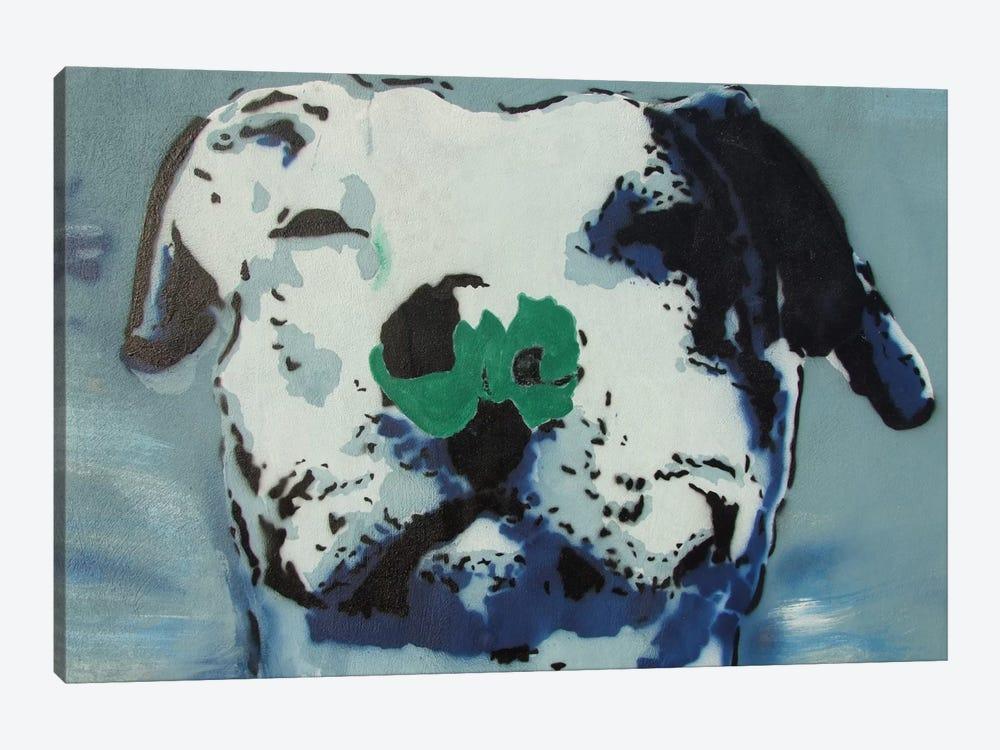Man's Best Friend by Unknown Artist 1-piece Art Print