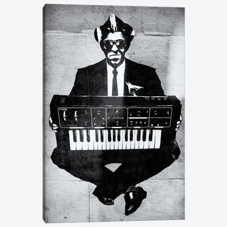 Street Bass Canvas Print #11205} by Unknown Artist Canvas Art