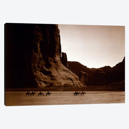 Canyon de Chelly, Navajo Canvas Print #11220} by Unknown Artist Art Print