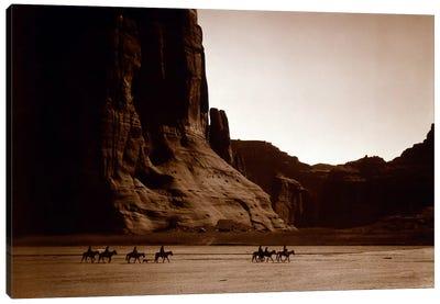 Canyon de Chelly, Navajo Canvas Art Print