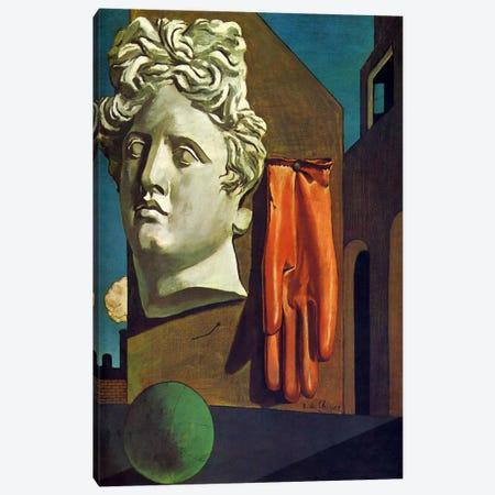 The Song of Love Canvas Print #11250} by Giorgio de Chirico Canvas Wall Art