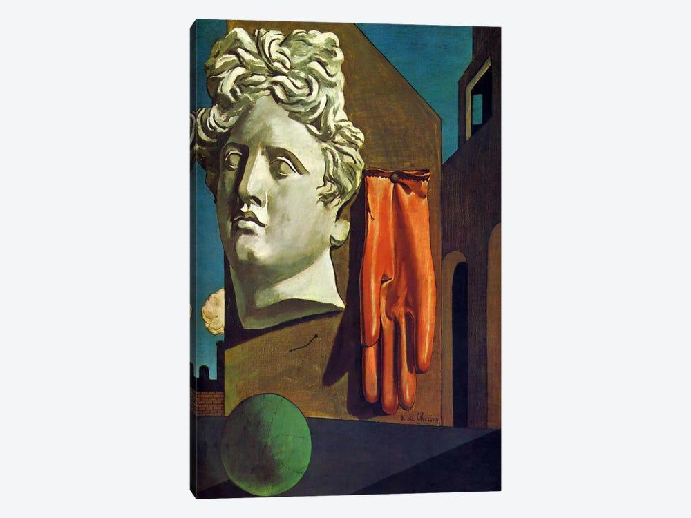 The Song of Love by Giorgio de Chirico 1-piece Canvas Art