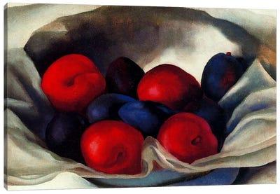 Plums Canvas Print #11266