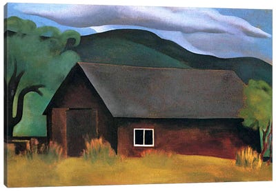 My Shanty, Lake George Canvas Art Print