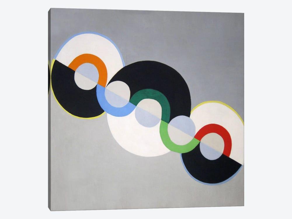 Endless Rhythm by Robert Delaunay 1-piece Art Print