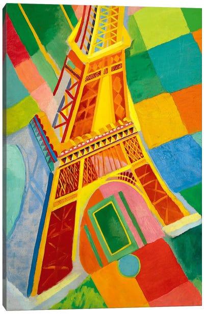 Tour Eiffel (Tower) Canvas Art Print