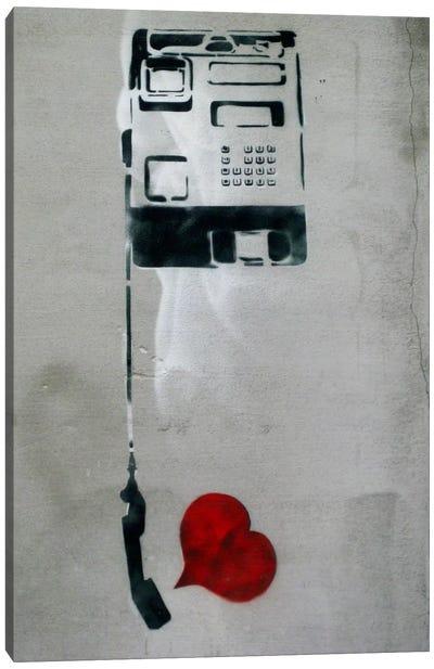 Dolk Phone Canvas Print #11322