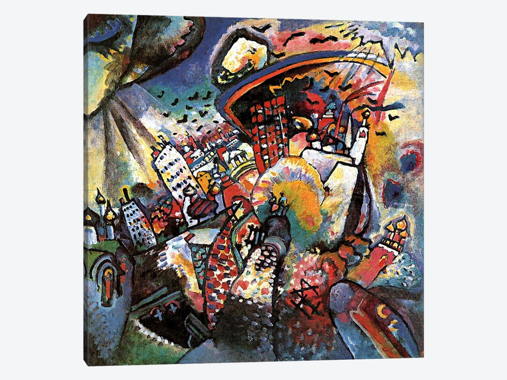 Product title by Wassily Kandinsky