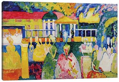 Crinolines Canvas Print #11386