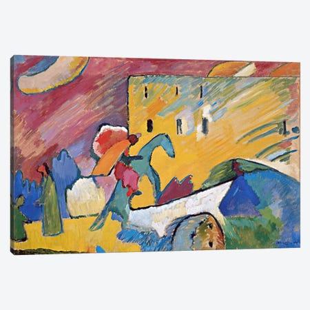 Improvisation 3 Canvas Print #11400} by Wassily Kandinsky Canvas Print