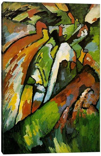 Improvisation 7 Canvas Print #11401