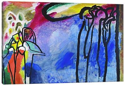 Improvisation 19 Canvas Print #11402