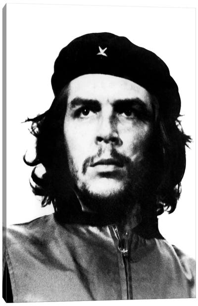 Che Guevara Canvas Print #11435