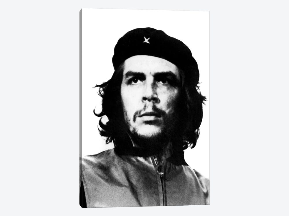 Che Guevara by Alberto Diaz Gutierrez 1-piece Canvas Art Print