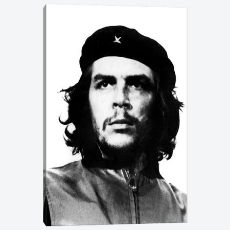 Che Guevara Canvas Print #11435} by Alberto Diaz Gutierrez Canvas Art Print