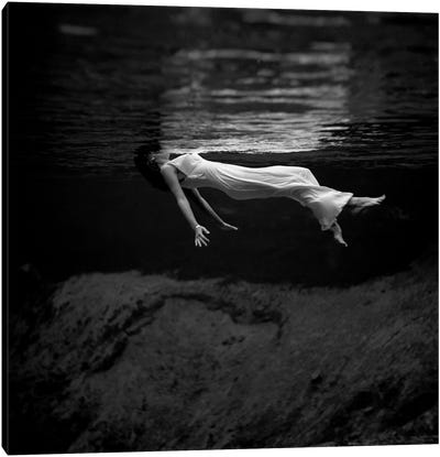 Woman In Water by Toni Frissell Art Print
