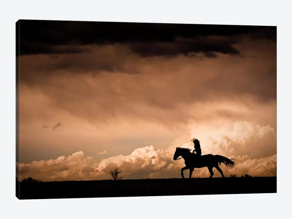 Ride the Storm by Dan Ballard 1-piece Art Print