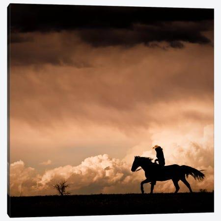 Ride the Storm #2 Canvas Print #11521B} by Dan Ballard Canvas Art Print