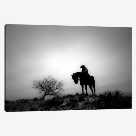 Silence Canvas Print #11527} by Dan Ballard Art Print