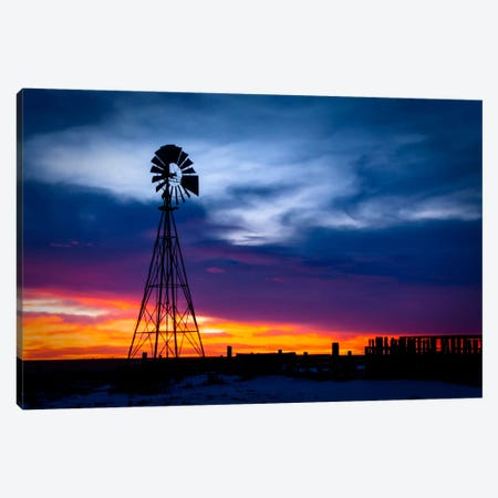 Fade to Light Canvas Print #11539} by Dan Ballard Art Print