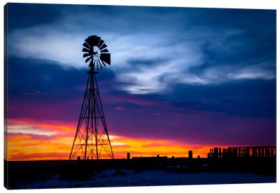Fade to Light Canvas Art Print