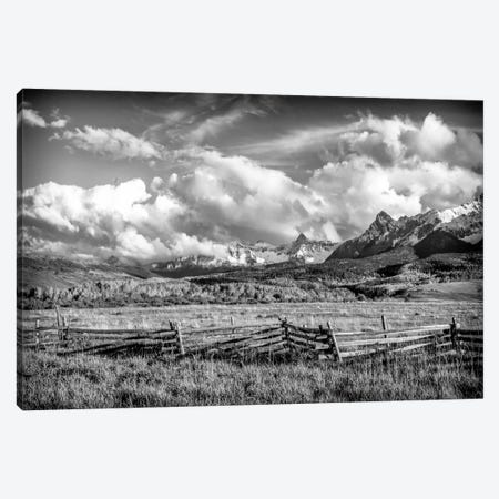 Colorado Fields Canvas Print #11549} by Dan Ballard Canvas Artwork