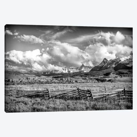 Colorado Fields Canvas Print #11549} by Dan Ballard Canvas Artwork