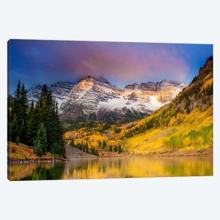 Colors of Coloado Canvas Print #11555} by Dan Ballard Canvas Wall Art