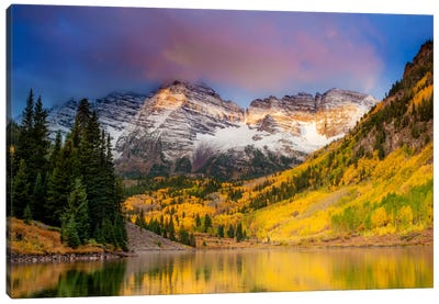 Colors of Colorado Canvas Art Print