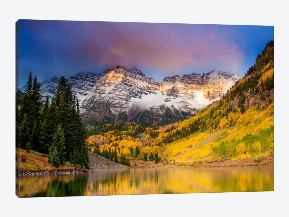 Colors of Colorado by Dan Ballard 1-piece Canvas Art