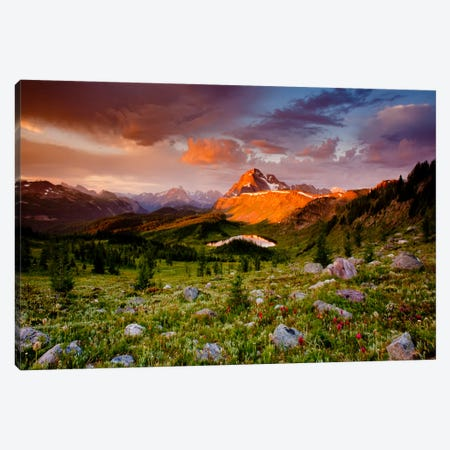 Emerging Glory Canvas Print #11564} by Dan Ballard Canvas Print