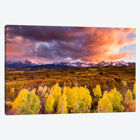 Epic Fall Canvas Print #11566} by Dan Ballard Canvas Art Print